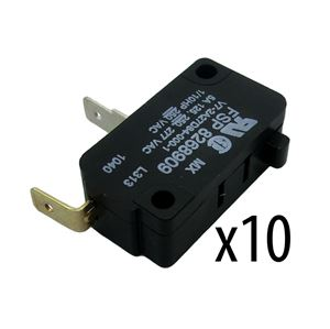 Picture of Micro switch, set of 10 (fc18-041)
