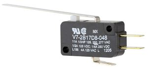Picture of Micro Switch with Lever (fc18-042)