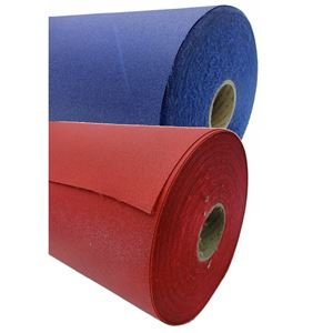 Picture of Bumper cover material kit (1 piece red, 1 piece blue) (fc18-099)