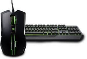 Picture of Devastator II: Keyboard & Mouse Set (green) (fc18-089)