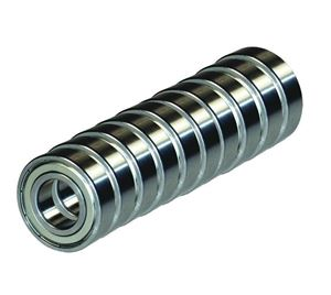 Picture of 47mm OD, 17mm ID Bearings (Sleeve of 10) (fc-63032RS)