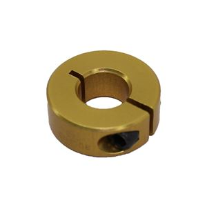 "Picture of 1/2"" Shaft Collar, Gold (fc-CL-8-A, Gold)"