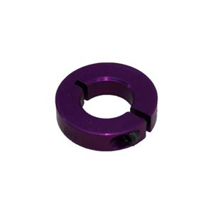 "Picture of 1/2"" Thin Shaft Collar, Purple (fc-ENCL25-8-A, Purple)"