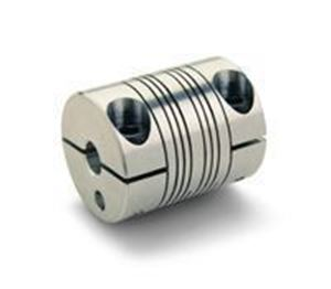 "Picture of 1/4"" x 1/4"" Beam Coupling (fc-PCR12-4-4-A)"