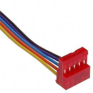 Picture of AMT103 Cable Assembly, 5-pin, 5 x 22AWG, 1 ft. (fc-CUI-435-1FT)