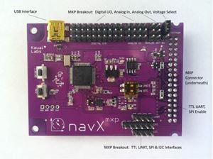 Picture of NavX sensor (fc-navX-MXP)