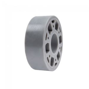 "Picture of Straight Flex Wheel 3""OD x 1"" WD, 1-1/8"" ID, 30A (fc-217-6447)"