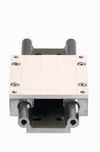 Picture of DryLin® W, linear guide system, guide carriage (WW-10-40-10, WS-10-40-610)
