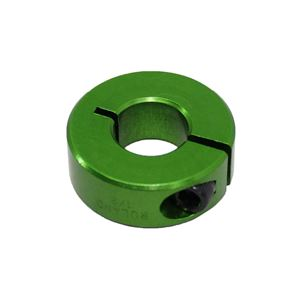 "Picture of 1/2"" Shaft Collar, Green (CL-8-A, Green)"