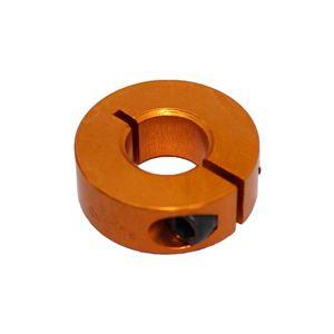 "Picture of 1/2"" Shaft Collar, Orange (CL-8-A, Orange)"