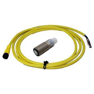 Picture of Ultrasonic Proximity Sensor & cable (889D-F4AE-2, 873M-D18AV300-D4)