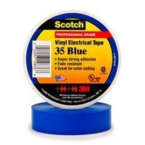 Picture of Vinyl Electrical Tape, Blue (80610833925)
