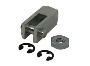 Picture of Cylinder Rod/Clevis (D-166-3)